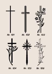 Ornamenter kors