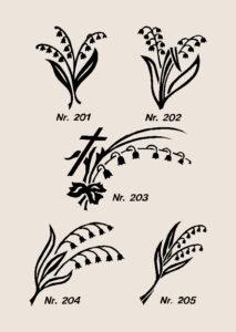Ornamenter korn